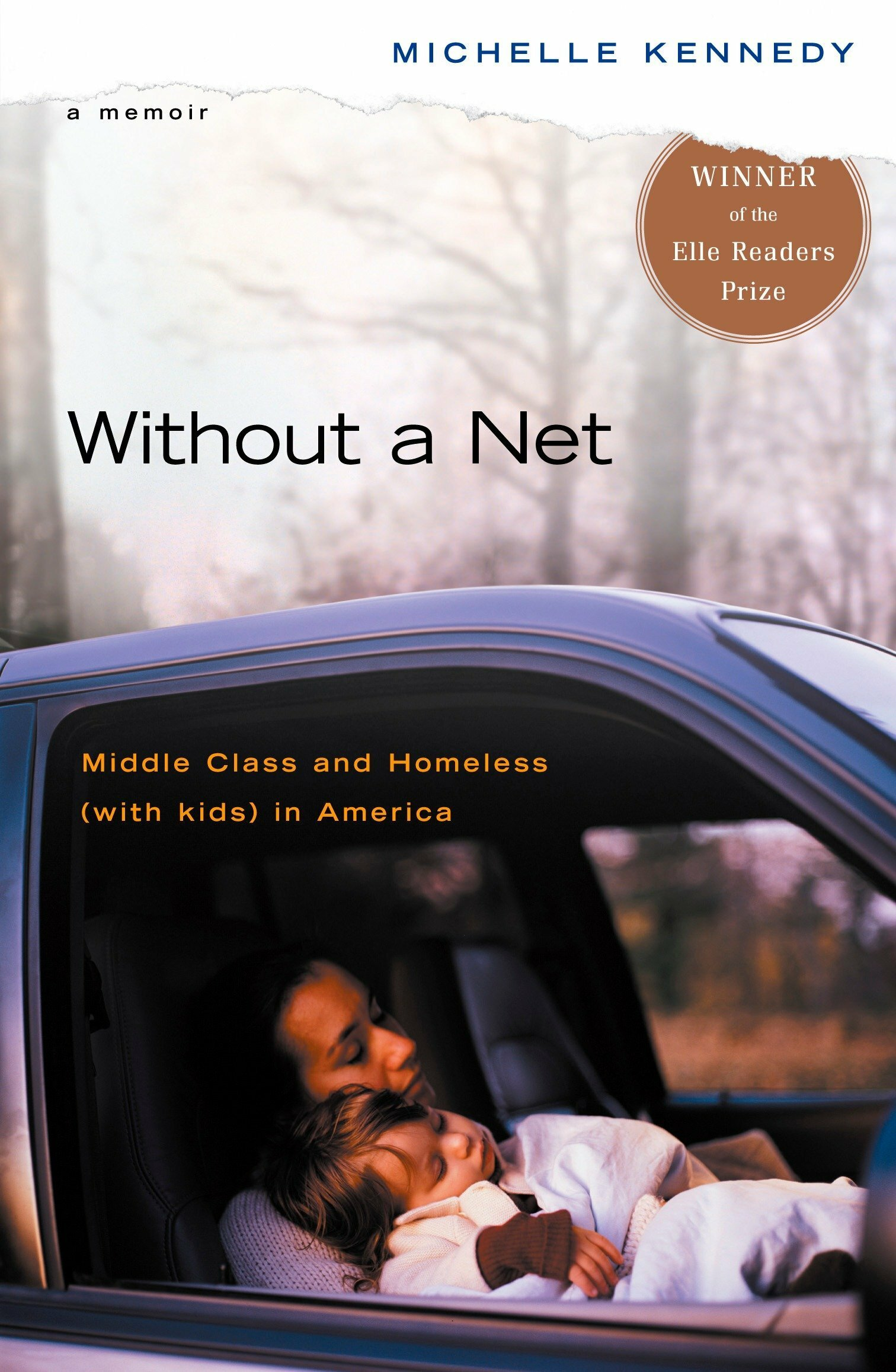 Without a net by Michelle Kennedy book