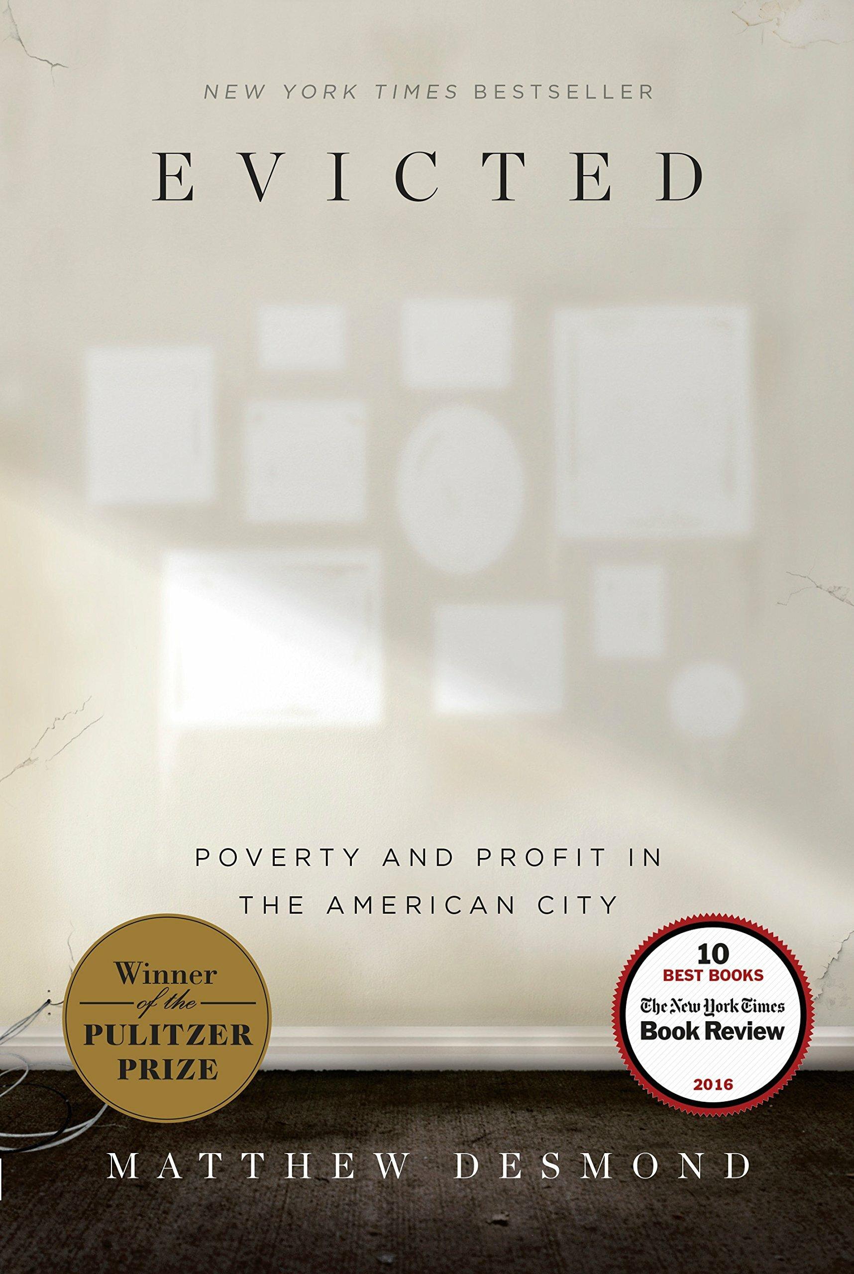 Evicted book by Matthrew Desmond